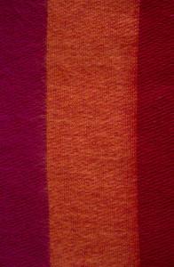 Nepal Decke Rot, Rosa, Orange