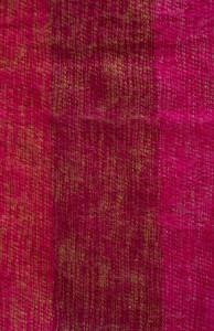 Nepal Rosa gestreifte Decke