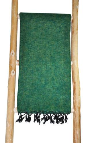 Nepal Wrap Grün aus yak wolle - online kaufen - shawls4you.de