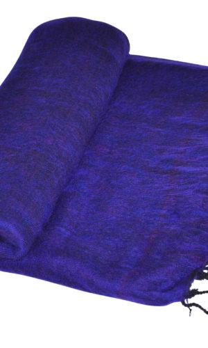 Nepal decke Violett | fair-trade | Online Kaufen | www.Shawls4you.de