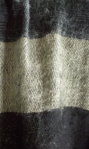 Yak Tücher schwarz grau