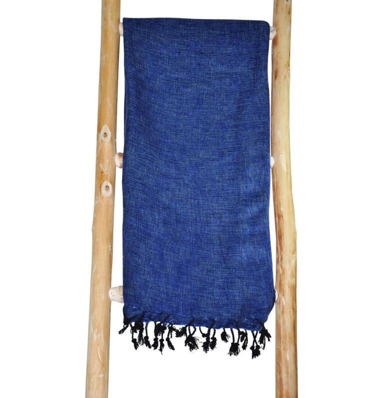 Yak Wolle Tücher Blau – online kaufen – shawls4you.de