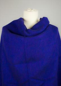 Yakwolle Tücher Violett