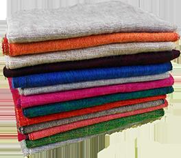 Nepal Schals, Tibet Schals aus yakwolle