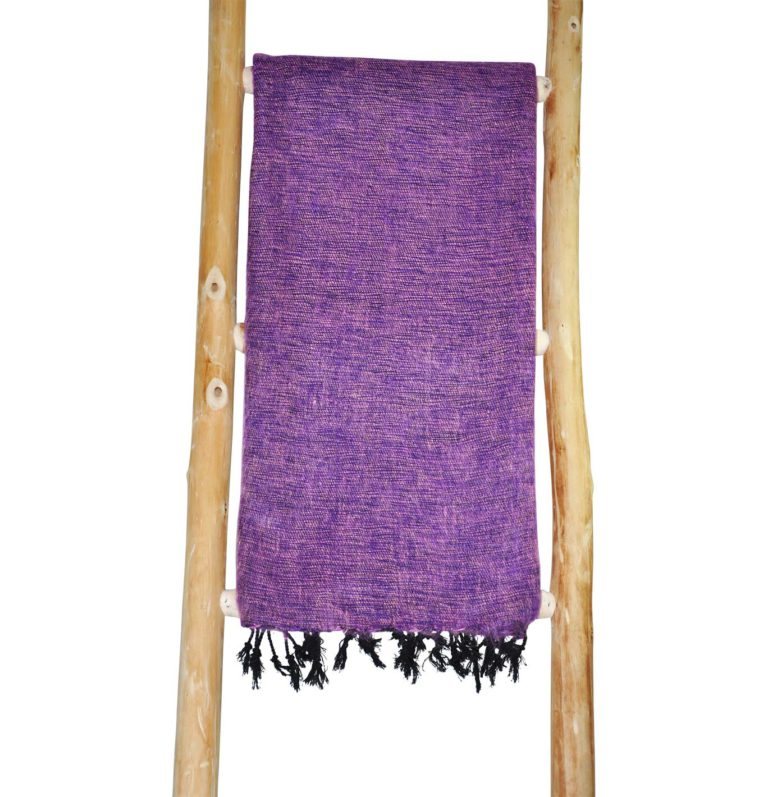 Nepal Schal Lila – online bestellen -Shawls4you