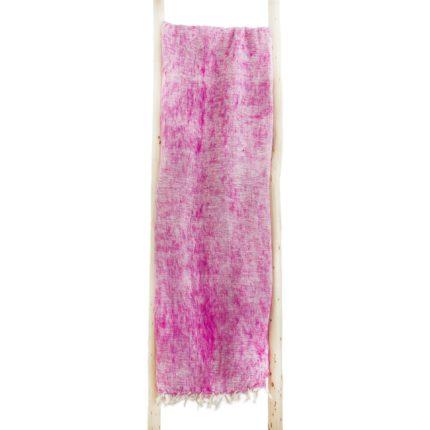 Nepal Decke Rosa aus yakwolle – Online Kaufen – Shawls4you.nl