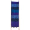 Nepal Decke Blau Lila gestreift aus yakwolle – Online Kaufen – Shawls4you.de
