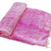 Nepal Decke Rosa aus yakwolle - Online Kaufen - Shawls4you.nl
