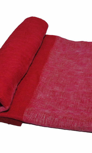 Nepal Decke Orange Rot Rose aus yakwolle - Online Kaufen - Shawls4you.de