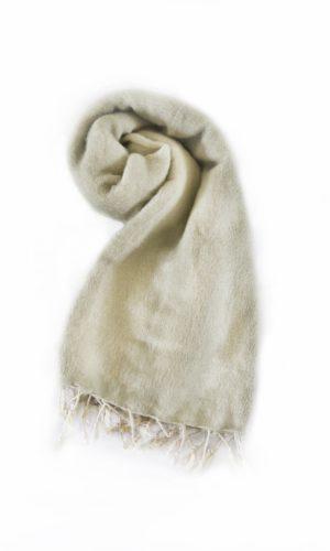 Nepal Schal Sand aus yakwolle - Online Kaufen - Shawls4you.nl