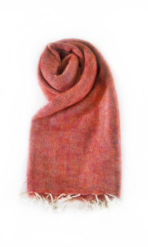 Nepal Schal Terra aus yakwolle - Online Kaufen - Shawls4you.nl
