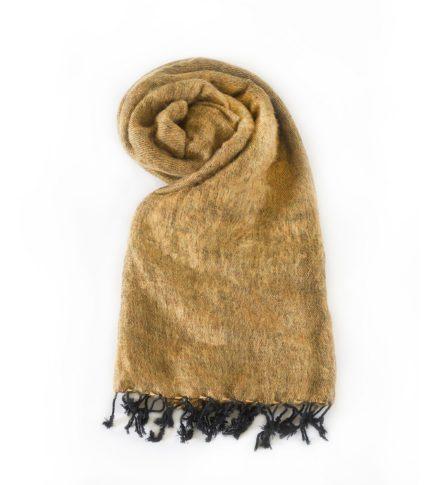 Nepal Schal Braun aus yakwolle – Online Kaufen – Shawls4you.nl