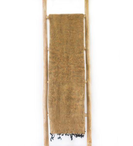 Nepal Decke Braun aus yakwolle – Online Kaufen – Shawls4you.de