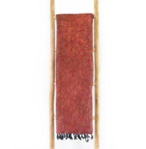 Nepal Decke Brique aus yakwolle - Online Kaufen - Shawls4you.de