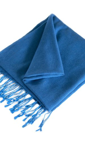 Pashmina Blau | fair-trade | online bestellen | www.Shawls4you.de
