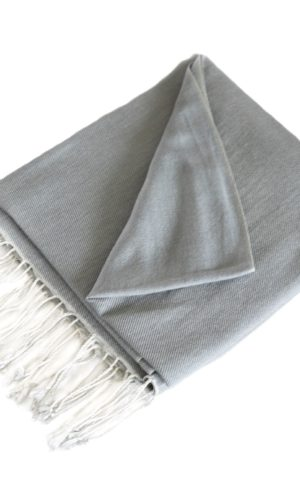 Pashmina Grau | fair-trade | online bestellen | www.Shawls4you.de